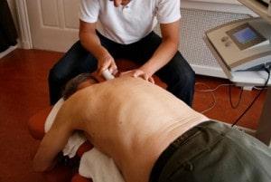 درمان درد های نقاط ماشه ای (تریگر پوینت) و عضلانی با اولتراسوند