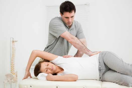 درمان فیزیوتراپی دررفتگی لگن