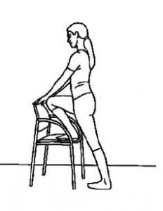 ورزش و حرکات اصلاحی برای درمان شکستگی استخوان مچ پا